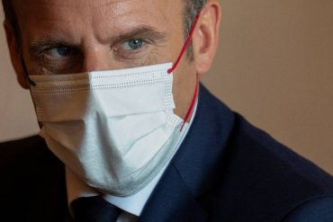 Politics    Emmanuel Macron on August 26 in Ireland