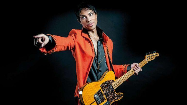Rosenheim: Prince Tribute Show at KU'KO Rosenheim