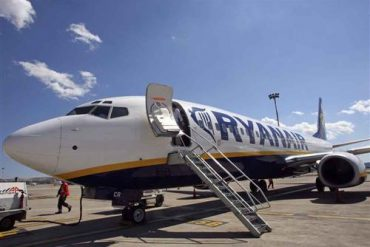 Ryaner is already leaving Northern Ireland