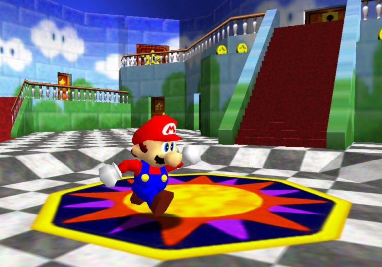 Super Mario 64 on Smartphones, Tablets, PCs and Macs: You Need a Browser to Play