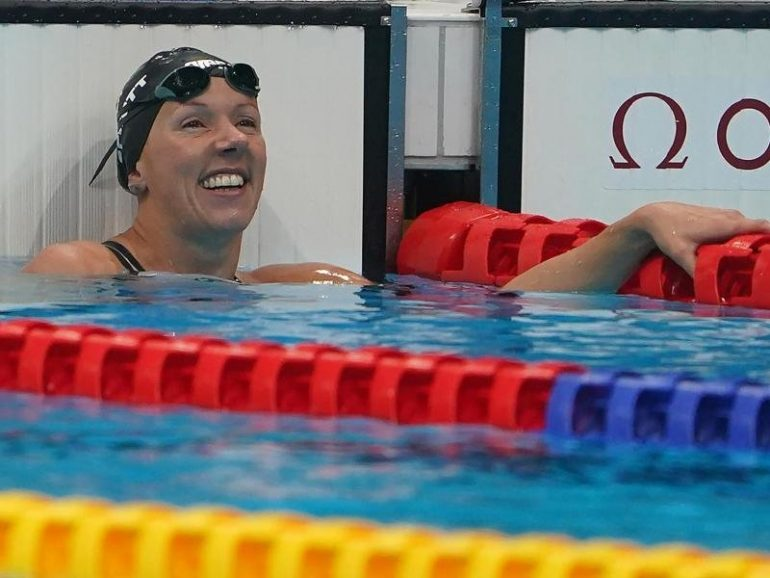 Swimming shot loses third bronze medal    Free Press