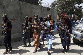 Militantes do Talibã