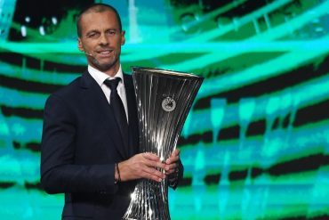 The UEFA Europa Conference League is an open football for Alexander Seferin, UEFA Europa Conference League