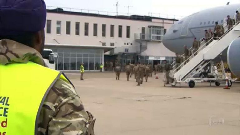 UK withdraws troops from Afghanistan, but withdraws hundreds of Afghans    The world