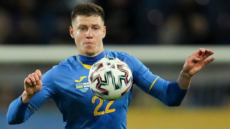 Ukraine beat Austria 1-0 in Northern Ireland European Championship