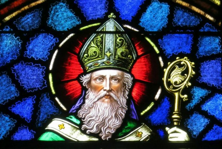 St. Patrick, Patron of Ireland