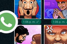 WhatsApp: Steps to get stickers for 'La Casa de Papal 5' |  Sports-play