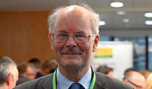 Sir John Curtis