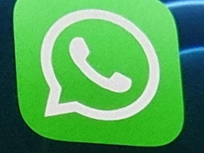 WhatsApp Ireland will have to pay a hefty fine for violating GDPR.  Photo: Christoph Dernbach / dpa / dpa-tmn