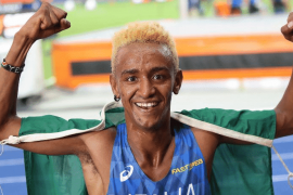 Yeman Crippa - Foto FIDAL/Colombo