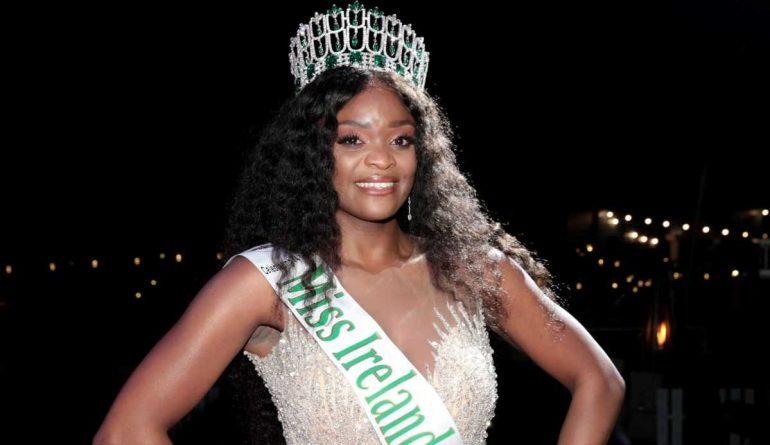 Pamela Uba, South African Miss Ireland 2021