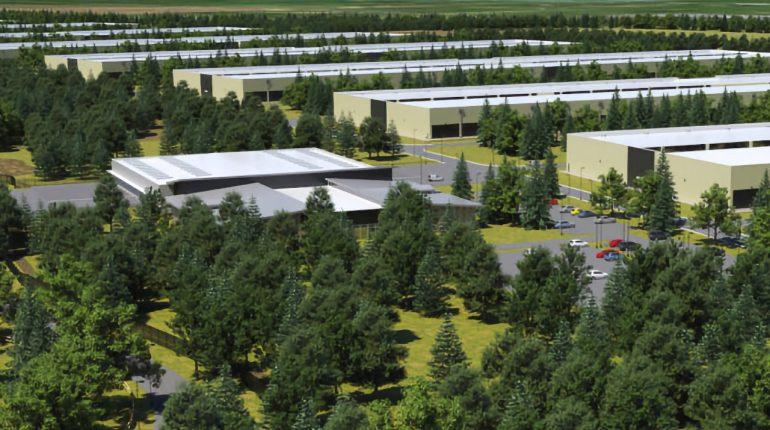 apple datacenter irlanda