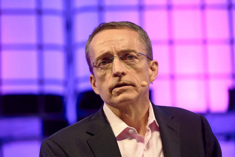 Intel-Chef Pat Gelsinger.