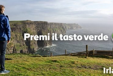 Ireland launches Green Button promotional campaign