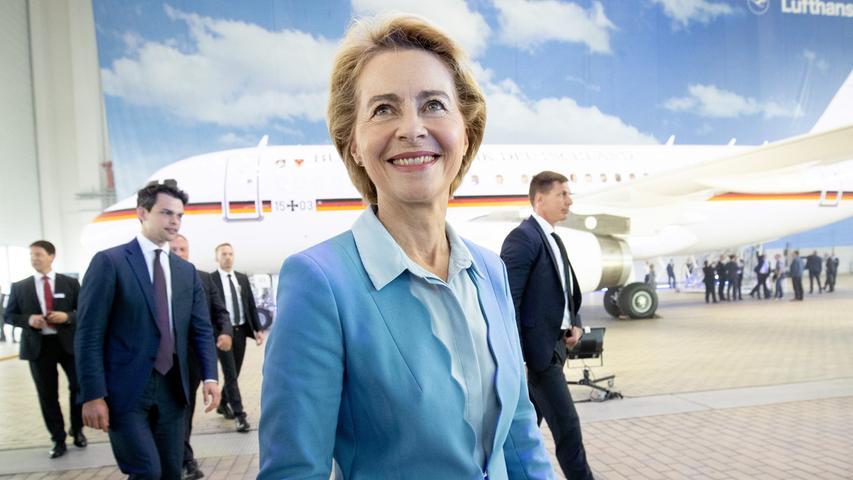From Brussels to Berlin - Ursula von der Leyen's career