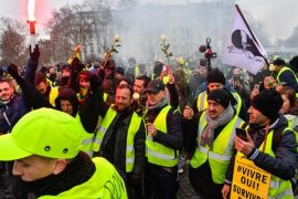Rising energy costs: Is the yellow dress protest taking place across Europe now?  - Business