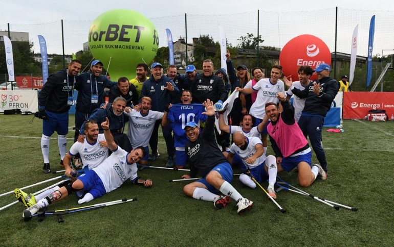 Victory over Ireland, Italy qualifies for World Cup - Aostasports.it