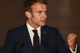 """France is even more outraged: """"The UK will carry the burden of NATO's future, and Biden will be like Trump."""""""