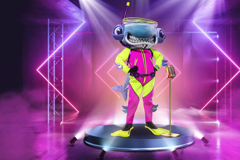 """Hammerhead is in season five """"Masked singer"""" To be there."""