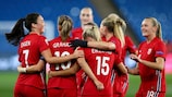 Norway started with a victory over Armenia