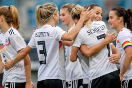 Women's World Cup Qualification Guide    Women's World Cup