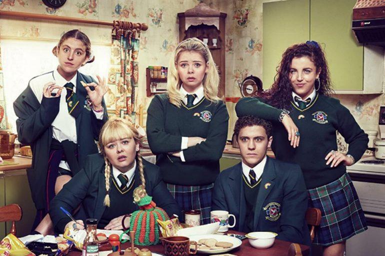 Imagem de: Derry Girls: série da Netflix terminará na 3ª temporada, diz criadora