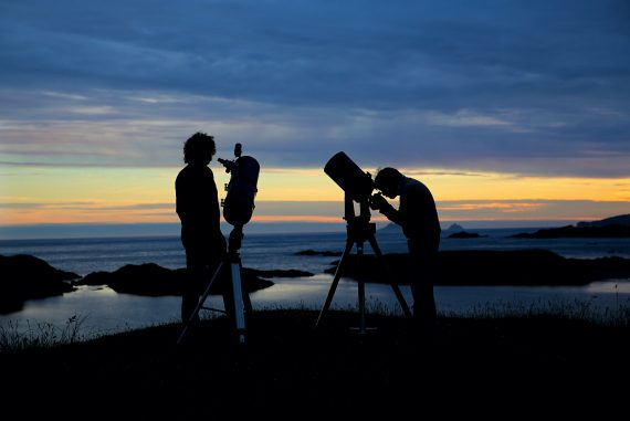 Astronomy: The best observatories in Ireland