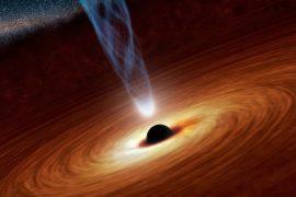 Los agujeros negros traen una nueva sorpresa para la ciencia: ejercen presión