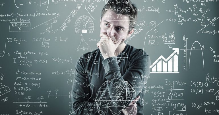 Calculations and Mathematical Logic: Two Exercises to Train the Brain of the Brain