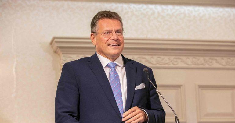 """EU's new """"Monsieur Seuss"""" seen in Brussels: A busy man"""