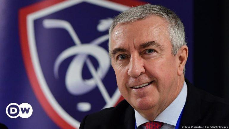 Ice hockey: Luke Tardif of France is elected President of the IIHF  Sports German football and major international sports news