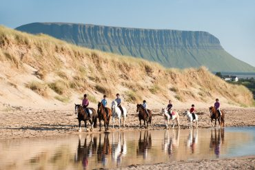 Immerse yourself in the heart of Ireland with travel professionals and acceptable alignment tours