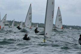 In Ireland, the performances of two young Formiani di Yurso and Trabuco were positive