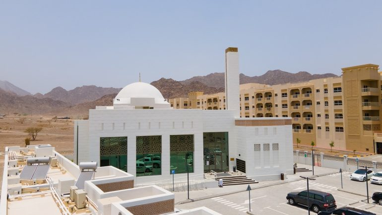 Inauguration of the world's first church with a platinum rating for green buildings