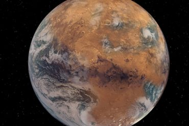 Mars' habitat will be limited by its small size