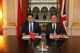 Morocco - UK: To acknowledge Morocco's regional integrity?