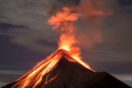 Recent Studies: Volcanoes are responsible for the first oxygen jets on Earth  United States