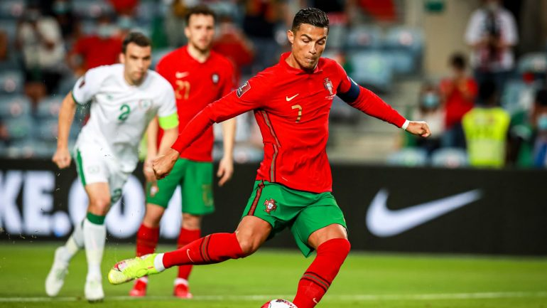 Record Ronaldo, Holland and Andre in excellent form
