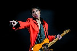 Rosenheim: Prince's best hits on a tribute show with Mark Antony