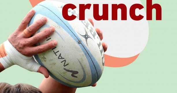 Rugby - Podcast - Crunch, Elquip's Rugby Podcast: Reunion under pressure for Jono Gibbs and Ronan Ogara