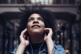 Scientists are developing music that promises to relieve severe pain.  Listen