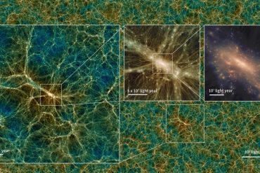 Scientists have created the largest simulation of the universe.  It is available to everyone - T24 - Czech television