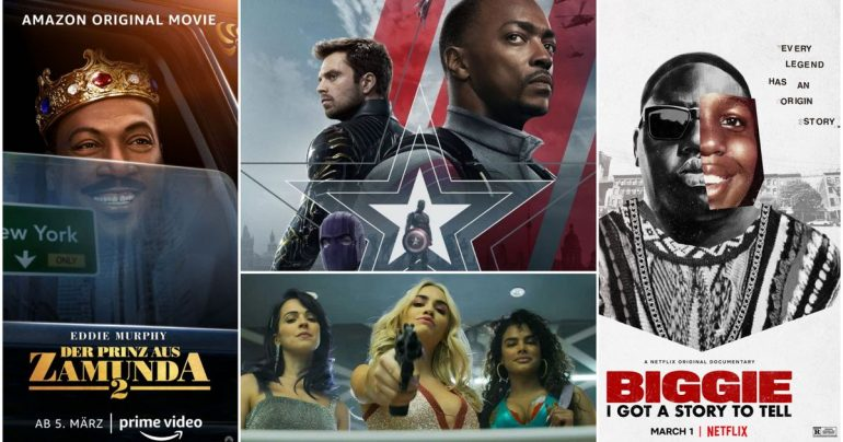 Streaming Tips for March: What's New in Netflix and the Company?