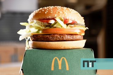 Surprise: McDonald's vegan burger arrives in Europe this month