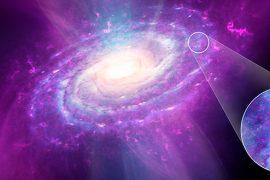 Surprise: The Milky Way is not uniform |  Uranium