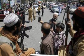 The Taliban have vowed to allow Afghanistan to go free
