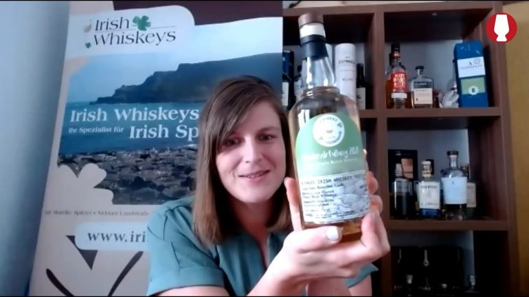 Video Interview: Marike Spitzer from irish-whiskeys.de