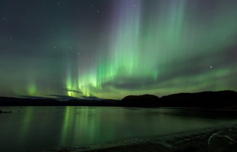 Northern Lights: Good opportunities up to southern Quebec