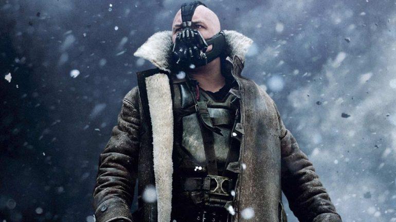The Dark Knight Rises: Tom Hardy Explains the Origin of Bain's Voice