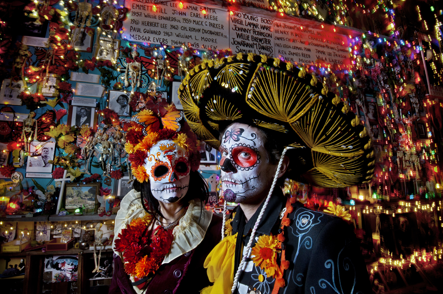 Day of the Dead: Happy and Colorful Fest in Mexico - Guacamole Cocina Mexicana